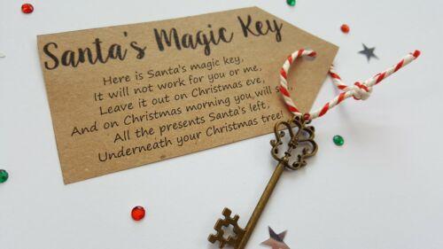 Magic Santa Key Christmas Eve Box