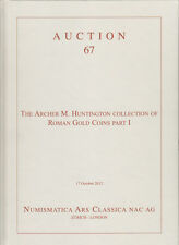 HN NAC asta n. 67 2012 The Archer M. Huntington Collection of Roman Gold Coins I