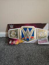 Official WWE Authentic Divas Championship Replica Title Belt