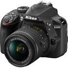 Nikon D3400 24.2 MP Digital SLR Camera with 18-55mm f/3.5-5.6G AF-P VR Lens