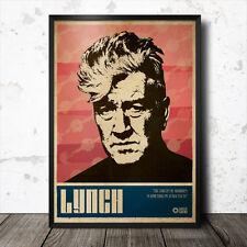 David Lynch Art Poster Film Cinema Cult Movie Tarkovsky Alejandro Jodorowsky