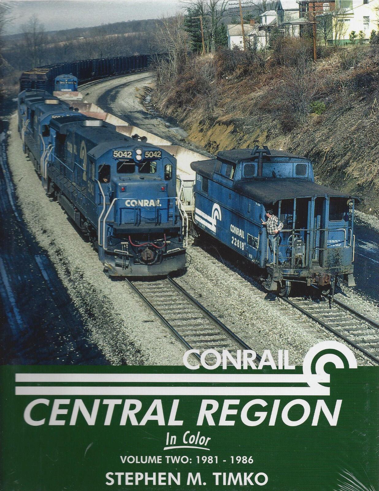 Conrail Centrale Regione, Vol. 2, 19811986, Harrisburg, Pa a Piedi Wayne, in