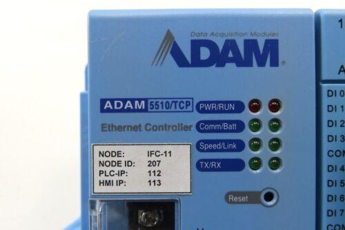 ADAM-5051S,ADAM-5055S Adam 5510//TCP ADAM-5056S Ethernet  Controller