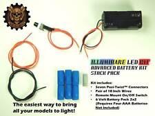 Illuminare Advanced Battery Kit- Stack Pack (6 Volt)