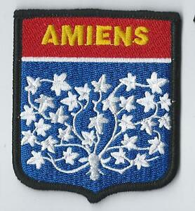 Amiens Patch Brodé