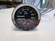 New Smiths Dual Water Oil Gauge  Austin Healey 100-6 3000  Sprite Bugeye