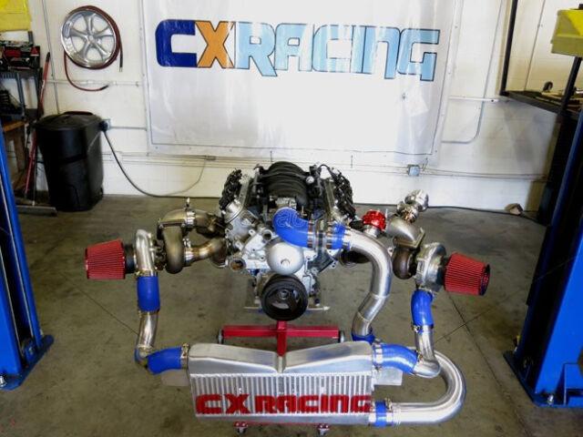 CXRacing Intercooler Piping BOV Kit For 04-06 Pontiac GTO Holden Monaro LS1 LS2