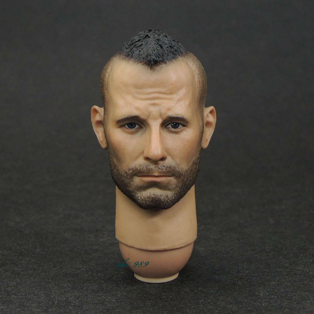 1 6 Scale DAM Toys 93007 US Navy SEAL Reconteam Pointman Head Sculpt