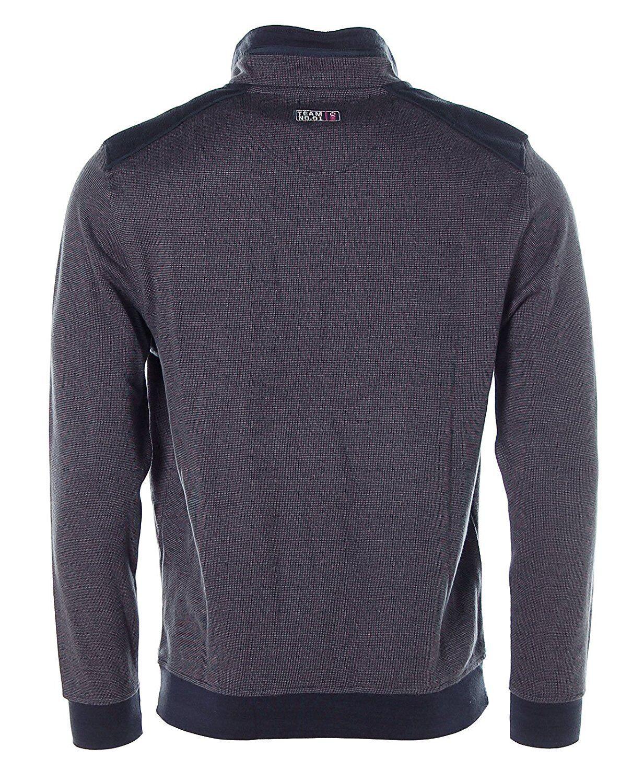 Y1564 Kitaro Herren Sweatshirt Sweatshirt Sweatshirt Sweater Troyer -Porto Cervo Yachting Team- Navy M | Wirtschaft  0e54ee