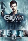 Grimm Complete Series Season 4 DVD 2015 - 5 Discs