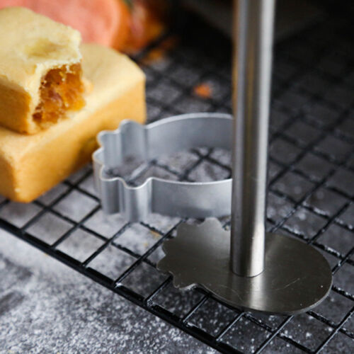 Pineapple Shape Cake Cutters Pie Biscuit Mold Stainless Steel 10pcs Sale Newest