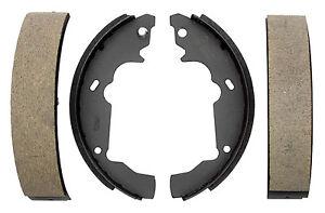 Rr New Brake Shoes  ACDelco Advantage  14855B