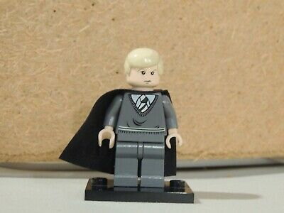 Zauberstab 4750 LEGO Figur Harry Potter Draco Malfoy hp024 Cape