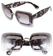 UAH3H0 Sunglasses LILAC HAVANA //LILLAC GREY*NEW* 67mm Authentic Miu Miu MU04RS