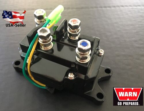 ATV Winch Contactor Solenoid Relay Switch For Warn # 63070 62135 74900 2875714