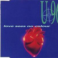 U96 Love sees no colour (1993) [Maxi-CD]