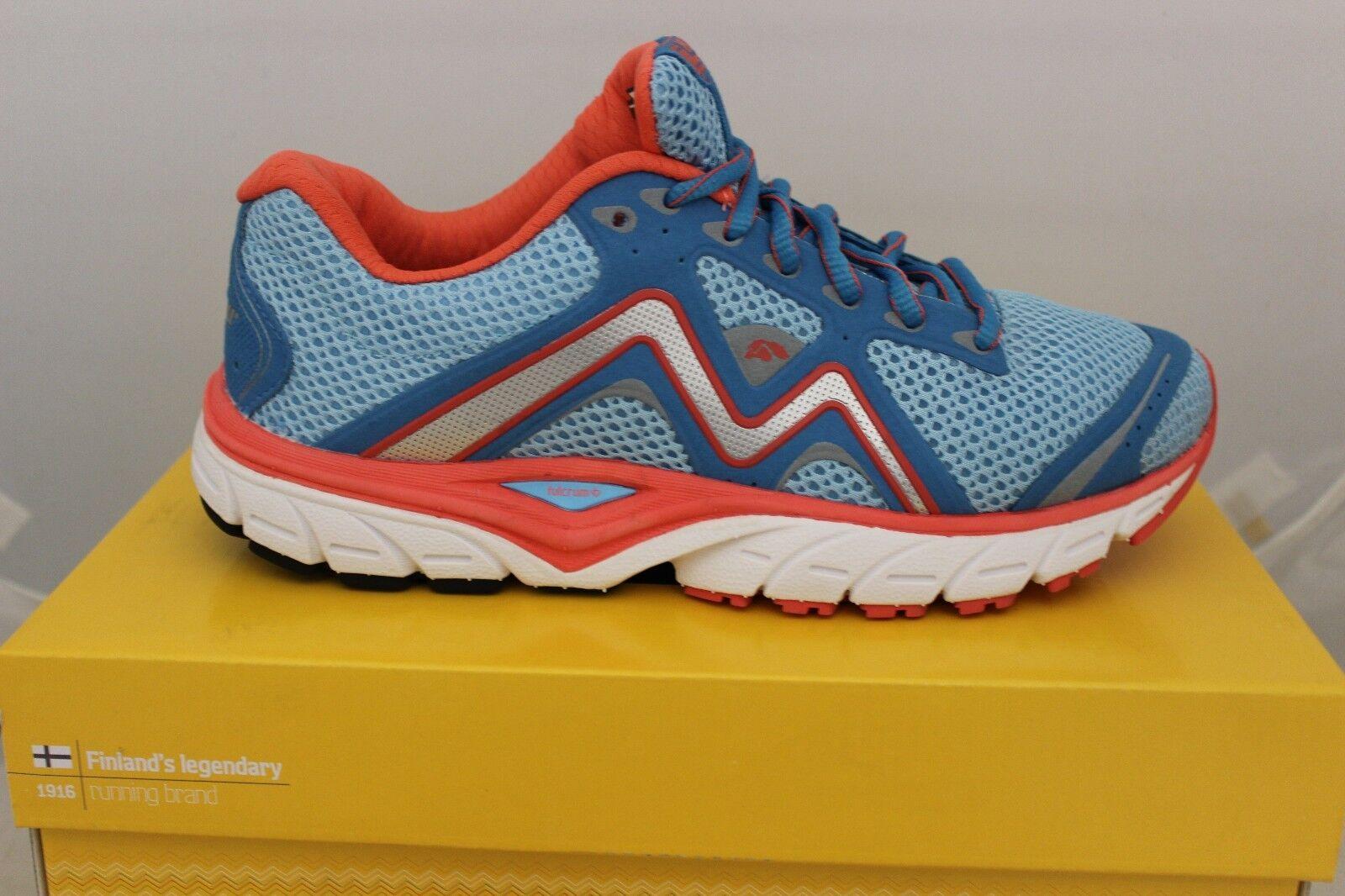 Damen Karhu Schnell 5 Fulcrum Sneakers Laufschuhe SkyBlau/Korallenrot F200161 Sneakers Fulcrum 4b5644