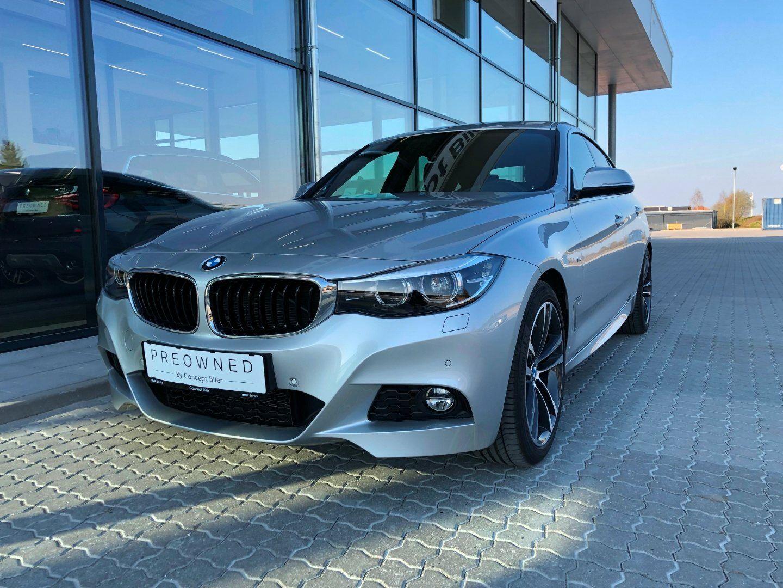 BMW 320i 2,0 Gran Turismo M-Sport aut. 5d - 429.995 kr.