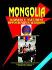 Mongolia Business and Investment Opportunities Yearbook by International Business Publications, USA (Paperback / softback, 2003)