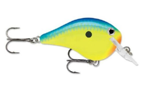 """New in Box 1//2 oz 2-1//2/"""" Rapala DT-Fat 03 Choice of Colors"""
