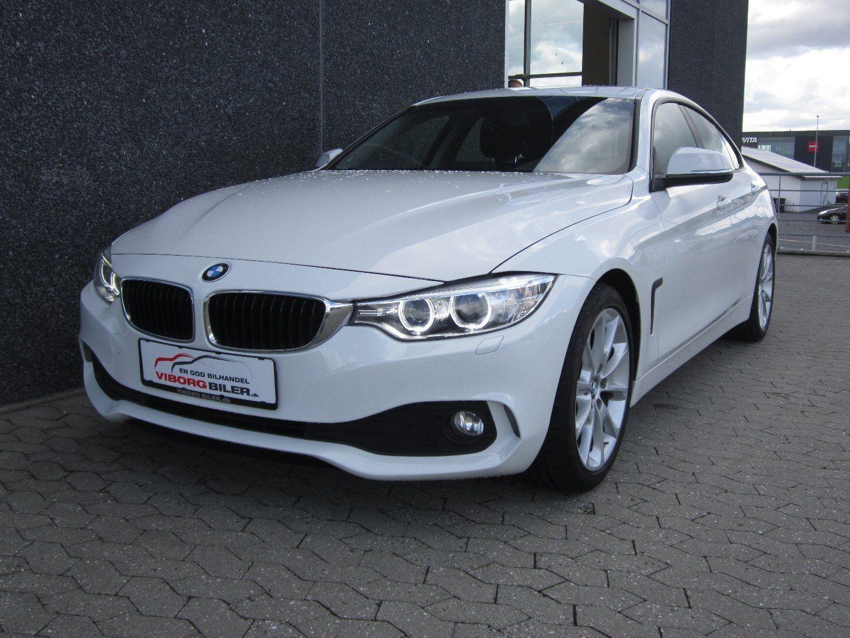 BMW 420d 2,0 Gran Coupé aut. 5d - 309.500 kr.