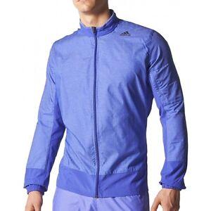 Haut de SurvêtementPourpre Jacket Adidas survêtement Storm Running femme pour 1cTlFKJ