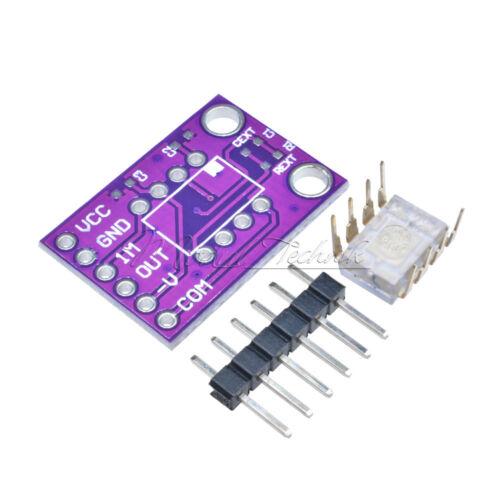 OPT101 Analog Light Sensor Light Module Monolithic Photodiode CJMCU101 2.7-36V M