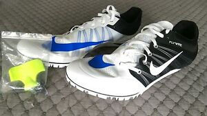 official photos 8ba00 38e54 Image is loading New-Nike-Zoom-JA-Fly2-Track-Spike-Mens-