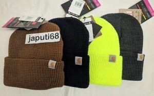Carhartt 103265 Woodside Hat 40g Thinsulate  A55-3265  Free shipping ... 708b173046c0