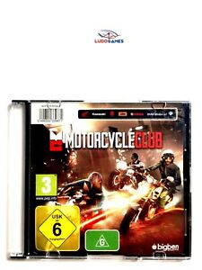 Motorcycle-Club-PC-Neuf-Complet-Videogame-Promo-Videojuego-Mint-State-Resale
