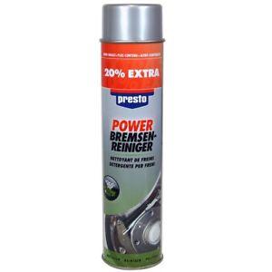 Bremsenreiniger-Power-600ml-Spraydose-Presto-Acetonfrei