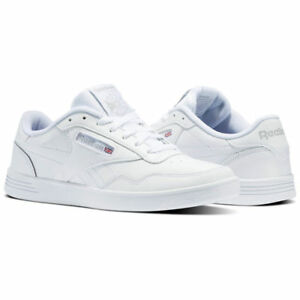Reebok-Classic-Club-MEMT-Memory-Tech-Foam-White-sz-US-8-5-V63340-Walking-Shoes