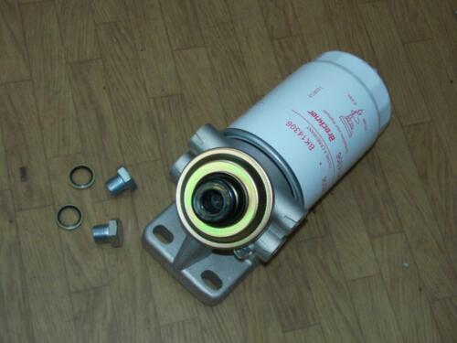 Filter Gehäuse Dieselfilter Universal Kraftstofffilter z.B Radlader Filterkopf