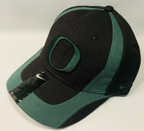 FITS 8-14 OREGON DUCKS NIKE YOUTH STRETCH FIT HAT CAP *SHIPS IN A BOX*