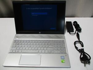 HP-Pavilion-15-cs0701ng-4UF08EA-i7-4x1-80Ghz-1256GB-8GB-Win-10-GeForce-MX150