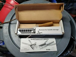 TL452-230-2R *.452 DIA  230 GR *Fast Shipping* LEE 90350 6-CAVITY BULLET MOLD