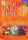 RHS Garden Finder: 2007-2008 by Charles Quest-Ritson, Royal Horticultural Society (Paperback, 2007)