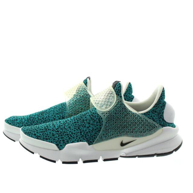 best sneakers 05752 39a17 Nike 942198 300 Mens Sock Dart QS Safari Mesh Upper Running Shoes Sneakers