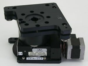 Details about 217 NEWPORT MOTORIZED ROTARY STAGE, STEPPER MOTOR (UE41PP)  Z376A
