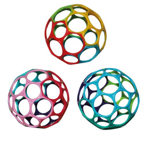 Oball 10cm O Ball Greifling Original Spielzeug Baby Motorikball