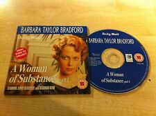 Barbara Taylor Bradford A WOMAN OF SUBSTANCE PART 1 Starring Jenny Seagrove DVD