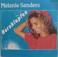 """7"""" 1984 RARE IN MINT- ! MELANIE SANDERS : Herzklopfen"""