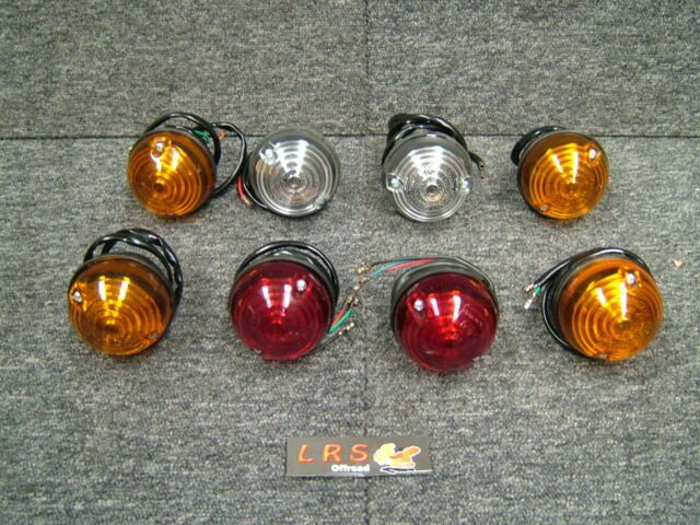 Land Rover Defender 90 110 Replacement Lamp Light Kit up to 1993 - DA1077
