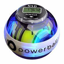 New NSD Powerball 280Hz Autostart Fusion Pro LED Colour Active Gyroscope Ball