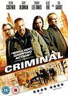 Criminal 5055761907773 With Gary Oldman DVD Region 2