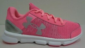 little girls under armour shoes