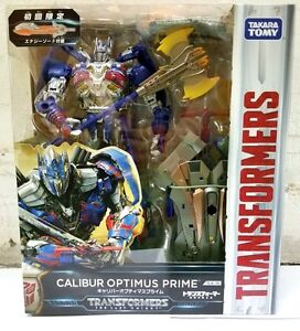 TAKARA TOMY TRANSFORMERS THE LAST KNIGHT TLK-15 CALIBUR OPTIMUS PRIME