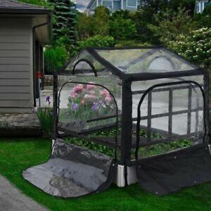 Vita Garden Rack & Greenhouse Cover 4x4 - Free Shipping - New