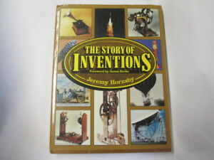Good-THE-STORY-OF-INVENTIONS-Hornsby-Jeremy-1977-01-01-BCA
