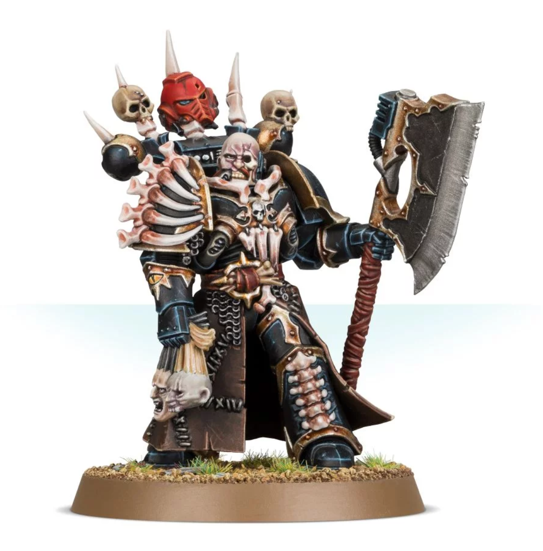 Master of  Executions Chaos Marine Commission Superbly Painted Warhammer 40K  all'ingrosso economico e di alta qualità